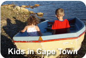 Kids in Cape Town